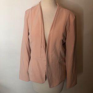 Pink Greylin blazer size Medium